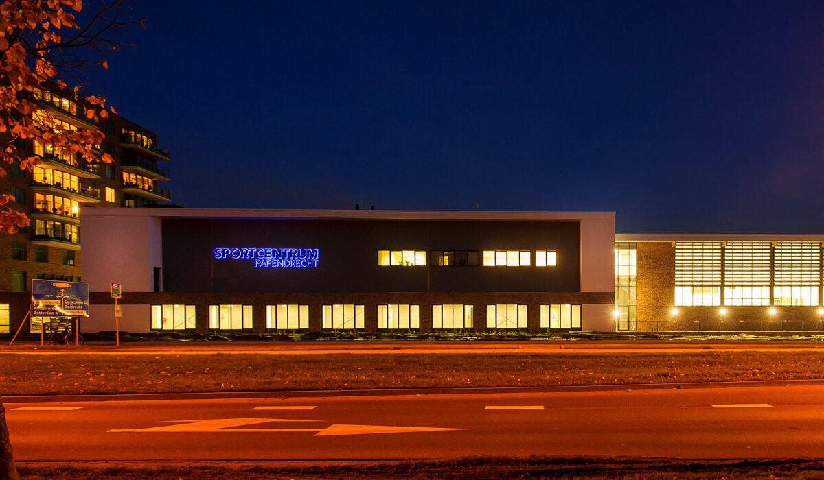 Sportcentrum Papendrecht, Gemeente Papendrecht