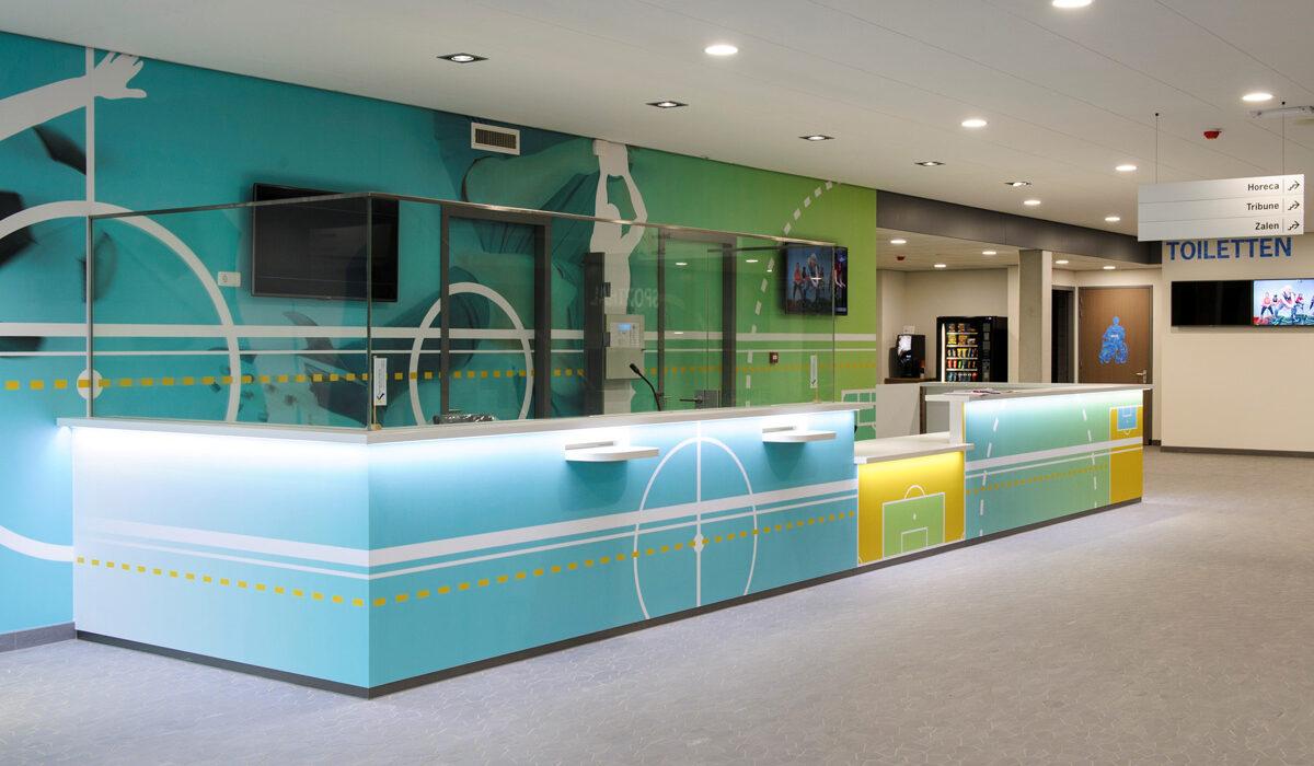 Gemeente Papendrecht, Sportcentrum Papendrecht, Zwembad