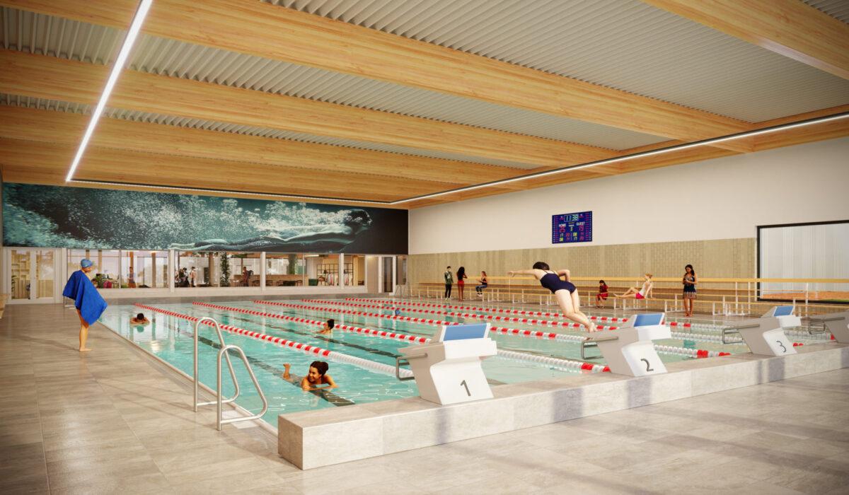 Kapelle Sportcentrum Nieuwbouw